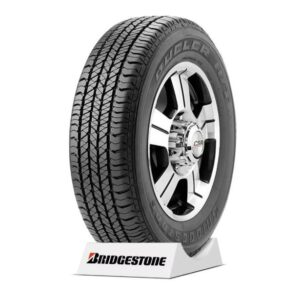 Pneu 265 65 R17 Bridgestone Dueler H/T 684 Curitiba