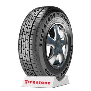Pneu 195/75R16 Firestone CV5000 Curitiba